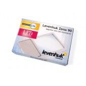 Levenhuk Zeno 90 Fresnellinse, 2.5x, 48x45 mm, Metall