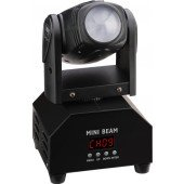IMG STAGELINE BEAM-40/WS Mini-LED-Beam-Moving-Head