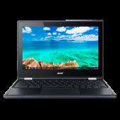 Acer Chromebook Spin 11 R751TN-C15Q - Convertible Celeron N3450 - 4GB - 32GBeMMC - Chrome OS