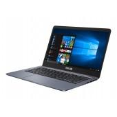 ASUS E406MA EK065RA - Pentium Silver N5000 / 1.1 GHz - Win 10 Pro 64-Bit - 4 GB RAM - 128 GB eMMC -