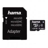 Hama microSDXC 128GB Class 10 UHS-I