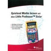 Spielend Mathe lernen mit dem Little Professor Solar