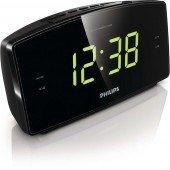 Philips Radiowecker AJ3400/12 XXL Zahlen, dual alarm, FM Digital