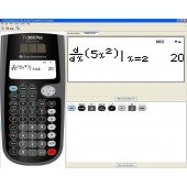 TI-SmartView Emulator f.TI-30/34 MulitView Familie PC-Emulator f.TI-30 XS/XB MultiView Einzellizenz