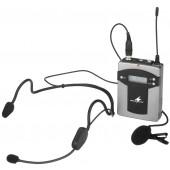 MONACOR TXA-800HSE Multi-Frequenz-Taschensender