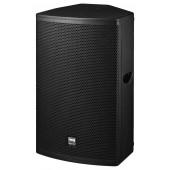 MONACOR MEGA-DSP15 Aktive Profi- DSP-Lautsprecherbox mit 2-Kanal-Verstärker, 600W