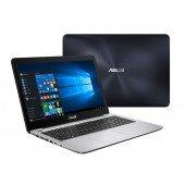 ASUS VivoBook X556UQ-DM1269T 2.70GHz i7-7500U 15.6Zoll 1920 x 1080Pixel Blau, Silber Notebook