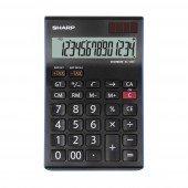 Sharp EL-145 T BL - anzeigender Taschenrechner