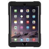 SHOCKGUARD Case iPad 2017 schwarz