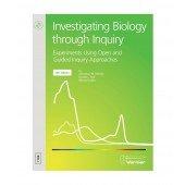 Vernier Investigating Biology through Inquiry BIO-I