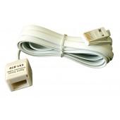 Vernier Verlängerungskabel für alle digitale Sensoren EXT-BTD
