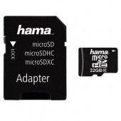 Hama microSDHC 32GB Class 10