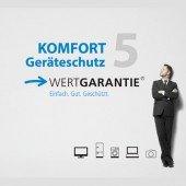 Geräteschutz KOMFORT 5 JAHRE - Geräte bis 400 €
