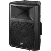 IMG STAGELINE PAB-110MK2 DJ- und Power-Lautsprecherbox, 200W, 8O