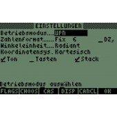 Deutsche Bedienerführung für HP-50G