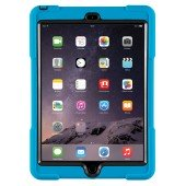 SHOCKGUARD Case iPad 2017/2018 blau
