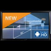 Legamaster e-Screen ETX-8600UHD black