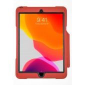 SHOCKGUARD iPad 10,2 Case rot