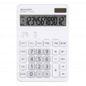 Sharp EL-338 GN anzeigender Tischrechner