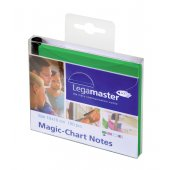 Legamaster Magic-Chart Notes, 10x10cm 100 Stück