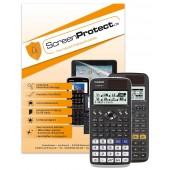 ScreenProtect Displayschutzfolie UltraClear für FX-87/FX-991/FX-82/FX-85 DE X (Folie+Microfasertuch)
