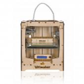 Ultimaker Original Plus Kit 3D Drucker DIY- Bausatz, Holz