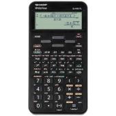 Sharp EL-W531 TL BK - Schulrechner - schwarz
