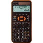 Sharp EL-W531 XG YR - Schulrechner - orange
