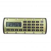 HP Quick Calc - Taschenrechner - grün 8-stelliges LCD - magnethaftend - Prozentrechnung
