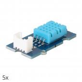 TI-Innovator Temperature and Humidity - 5er Pack Temperatur- und Luftfeuchtigkeitssensor