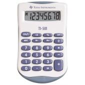 TI-501 Texas Instruments - Taschenrechner