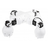 Shape Robotic Fable Quadruped (Spinne) 4x Joint/ 1x Hub /1x 4XY Kontruktionsmodul