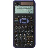 Sharp EL-W531 XG VL violett - Schulrechner