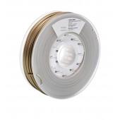 Ultimaker ABS-Filament Gold, stabil, gute Haftung 2,85 mm, Gewicht 750 g, Drucktemperatur 260C