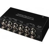 MONACOR AXDA-408HDU Video-Verteiler