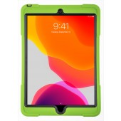SHOCKGUARD iPad 10,2 Case grün