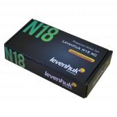 Levenhuk N18 NG Objektträger-Set mit 18 Proben