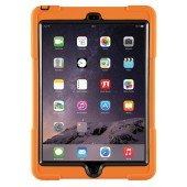 SHOCKGUARD Case iPad 2017 orange