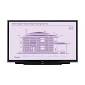 Sharp PN-65TH1 - 165,1 cm (65 Zoll) - LCD - 3840 x 2160 Pixel - 350 cd/m² - 4K Ultra HD - 16:9