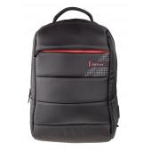 BESTLIFE C Plus Business Rucksack für Laptop bis 16 Zoll USB & Type-C schwarz