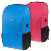 BESTLIFE Relleu TravelSafe Rucksack für Laptop bis 15,6 Zoll USB