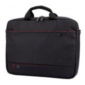 BESTLIFE Quark Business Umhängetasche für Laptop bis 15,6 Zoll schwarz