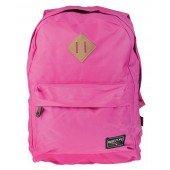 BestLife Schulrucksack für Laptop und Tablet bis 15,6 Zoll pink