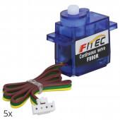 TI-Innovator Servo Motor - 5er Pack