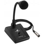 MONACOR PDM-302 ELA-Tischmikrofon