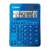 Canon LS-123K MBL - anzeigender Tischrechner - blau