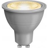 MONACOR LDR5-105/WWSLED-SMD- Reflektorlampe, GU10, ~ 230V/5W, warmweiß