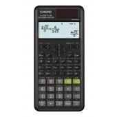 Casio FX-87 DE Plus II- Schulrechner mit Natural- Display - Solar/Batterie