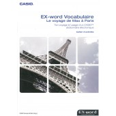 EX-word Vocabulaire - Le voyage de Max á Paris Cahier d'activités
