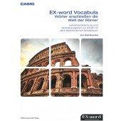 EX-word Vocabula Wörter erschließen die Welt der Römer - Lehrerhandreichung u. Schüleraufgaben 31 S